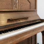 De goedkope of gratis piano