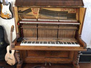 Crasselt & Raehse bijzonder piano