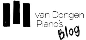 Van Dongen Piano's Blog