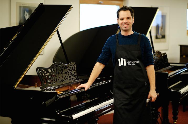 Pianostemmer Dordrecht