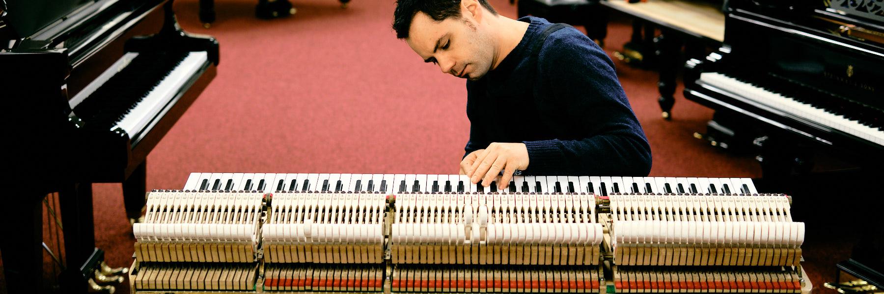 Van Dongen Piano's Pianostemmer 3 tim leguijt fotografie