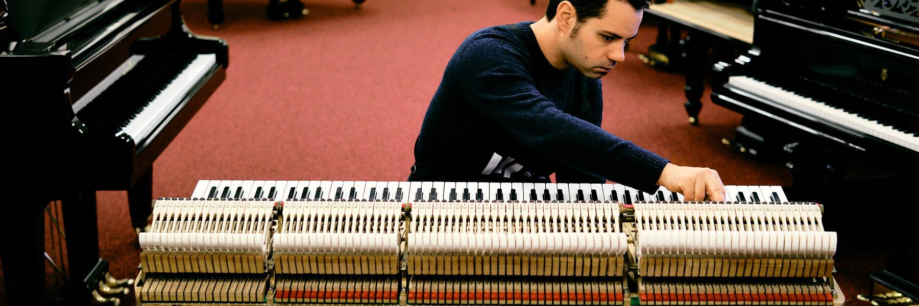 Van Dongen Piano's Pianostemmer 5 tim leguijt fotografie