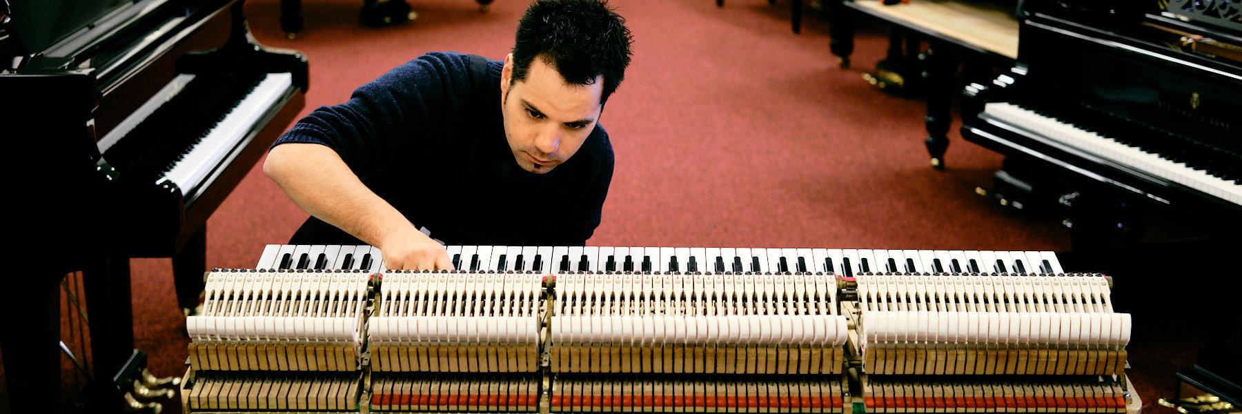 Van Dongen Piano's Pianostemmer 2 tim leguijt fotografie