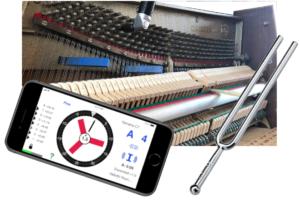 Pianostemmen gehoor of stemapparaat