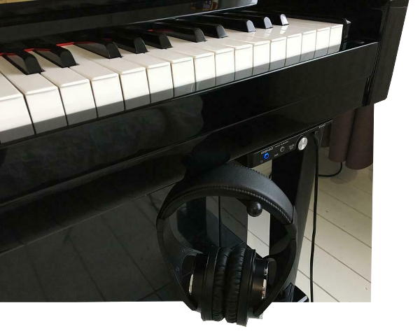 silent-systeem piano